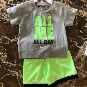 Nike Outfit 12 month Boys
